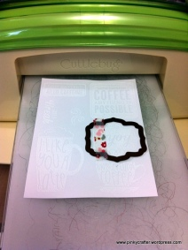 hero arts need caffeine ombre love coffee card