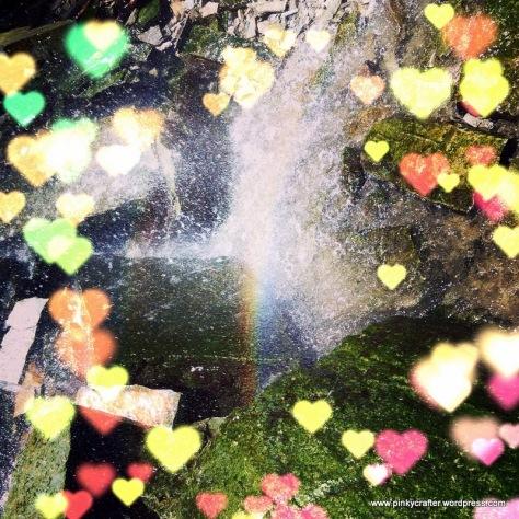 bokehful rainbow pic