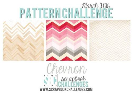 March Pattern Challenge March 2nd