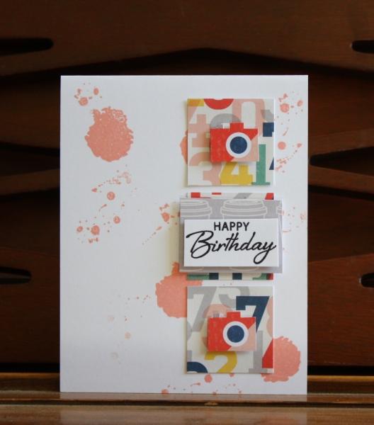 birthday card SNS
