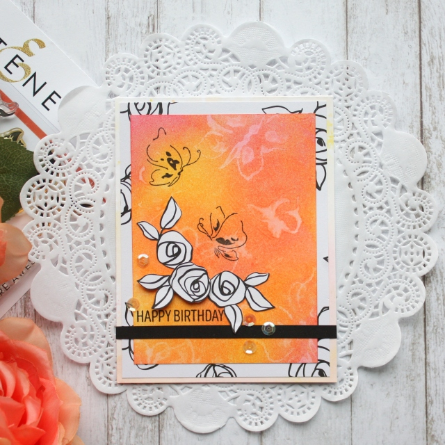 birthday cards with fun background